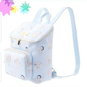 Baby Princess Animators Collection Blue Backpack